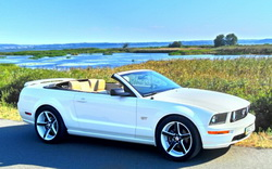 ���� ������� ���������. ������ �����������. ������ ���������� �� �������. ����� Ford Mustang cabriolet ����